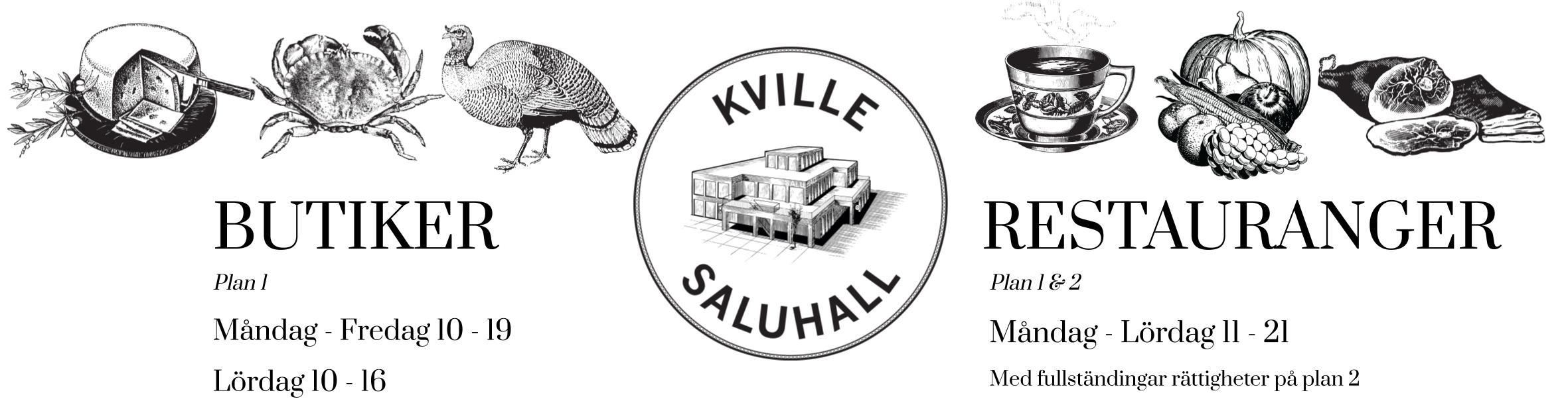 Kville Saluhall