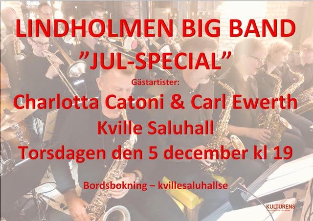 Denna bild har ett alt-attribut som är tomt. Dess filnamn är Lindholmen-Big-Band-5-December-2019.jpg